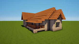 minecraft ranch house download