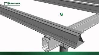 Nous employons les éléments de charpente aluinium du plus grand constructeur allemand. 30 années d'expérience.