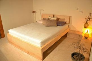 Bett, Schlafzimmer, Massanfertigung