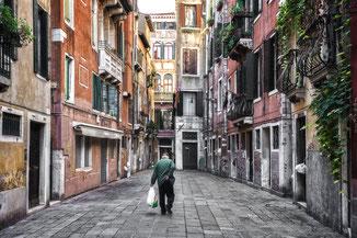 La vraie  et profonde Venise, philippemenu.com