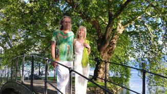 Christina Soraia und Roland Enoah Gutzmann