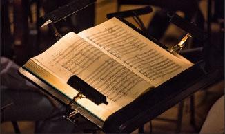 Répertoire de l'orchestre symphonique de Paris