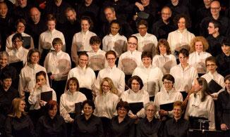 Choeur de l'orchestre symphonique de Paris