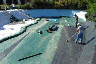 Construir una piscina natural en 10 pasos bionova for Como construir una alberca paso a paso