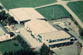 2003: Firmengebäude in der Kaiser Friedrich Straße