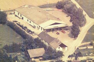 1994: Firmengebäude in der Kaiser Friedrich Straße