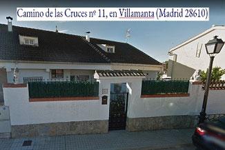 Camino de las Cruces 11, Villamanta
