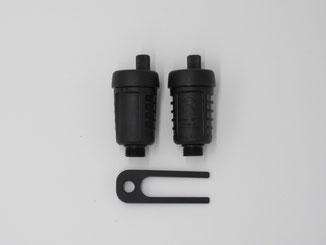 温水暖房用ヘッダー 自動エア抜き弁セット