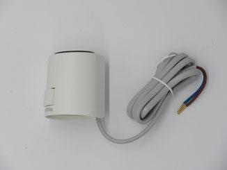 温水暖房用ヘッダー 熱動弁200V用