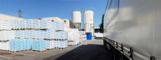 Kontakt zum Salzgroßhandel - Salzkontor Schmid Stuttgart Fellbach