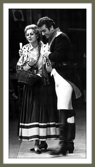 Don José - CARMEN- di G. Bizet - con N. Panni - (Chicago 1964)