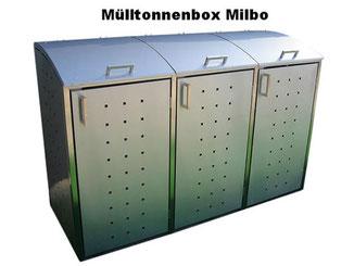 Mülltonnenbox Milbo