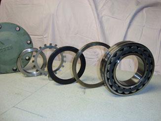 Mechanische Unterhalts- und Reparaaturarbeiten