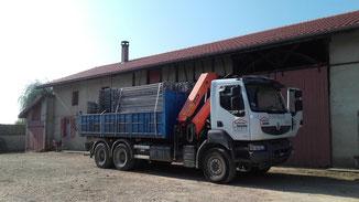 couverture rénovation ferme