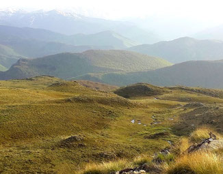 sortie sur mesure raquettes ariege pyrenees