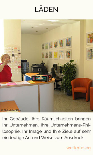Ladenplanung, CI, Corporate Design, Ladengestaltung, Business-Feng-Shui