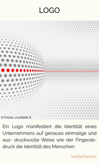 harmonikale Prinzipien, Goldener Schnitt, Logo-Gestaltung, CI