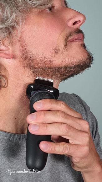 braun 300bt test, braun shave and style