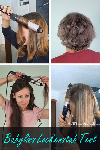 Babyliss Lockenstab Test