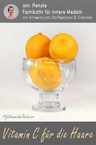 vitamin c haare, vitamin c mangel haarausfall, vitamin c für haare, haare vitamin c, ist vitamin c gut für die haare