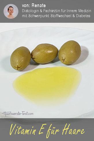 Vitamin E Haare, vitamin e für haare, vitamin e haarwachstum, vitamin e gegen haarausfall