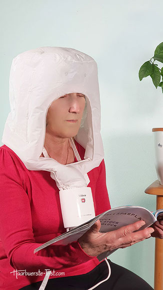 haartrockenhaube test, schwebehaube testsieger