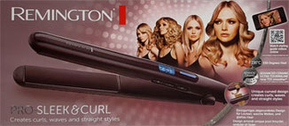 Remington Pro Sleek & Curl