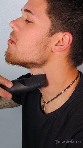 Panasonic Haartrimmer Test