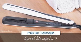 Steampod 3.0 Test
