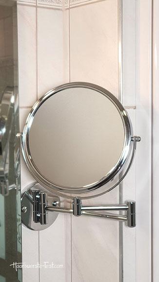 kosmetikspiegel wandmontage, kosmetikspiegel wand