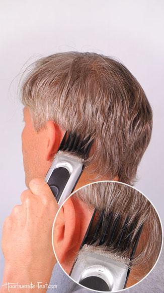 Braun HC5090 Test, Braun Haarschneider, Braun Haarschneider Test