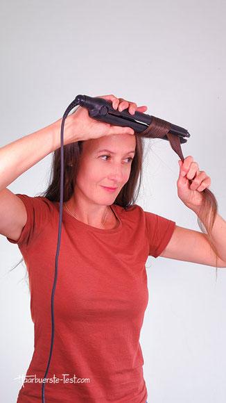 Braun SensoCare, braun glätteisen sensoCare, braun haarglätter satin hair 7 sensocare