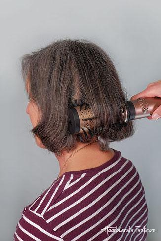 rotierende warmluftbürste kurze haare, rotierende warmluftbürste für kurze haare,