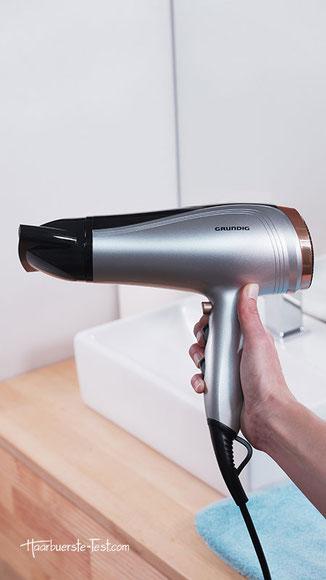 Grundig Haartrockner HD 4880, Grundig Haartrockner test