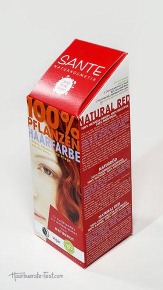 sante pflanzenhaarfarbe, henna sante, sante henna, henna haarfarbe rot, henna haarfarbe