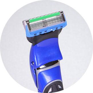 Nassrasur, Gillette 3-in-1 Styler