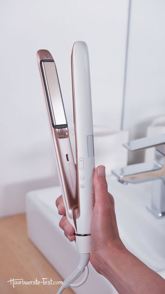 Philips Sensor Glätteisen, philips moisture protect glätteisen, philips glätteisen moistureprotect, philips haarglätter hp8372/00