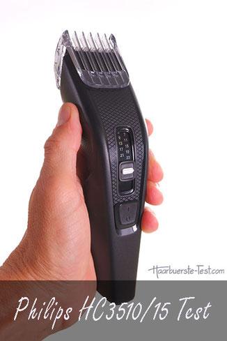Philips HC3510/15 Test: Günstiger Haarschneider mit Kabel im Praxis-Test