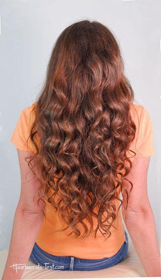 golden curl lockenstab große locken, große locken mit golden curl lockenstab,