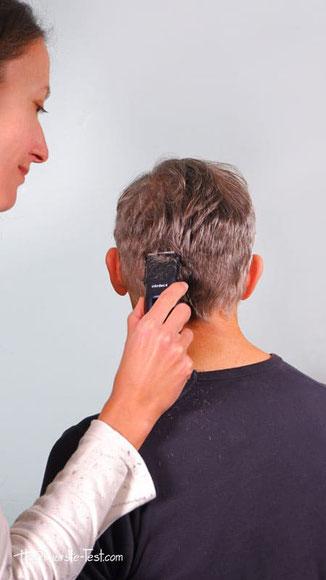 Haar- und Bartschneider, Bart- und Haarschneider