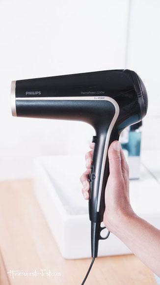 Philips Haartrockner schwarz