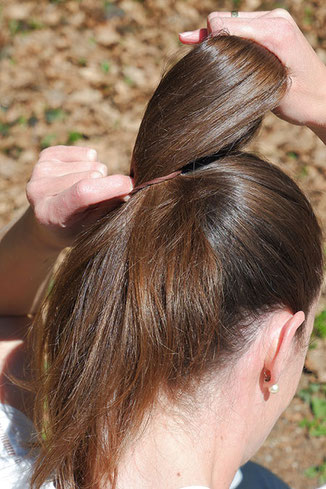 1 Minuten Frisur