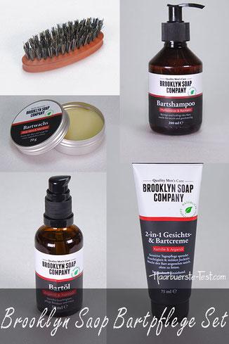Brooklyn Soap Bartpflege Set im Praxis Test