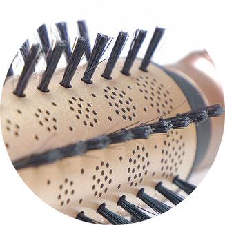 ovaler durchmesser warmluftbürste