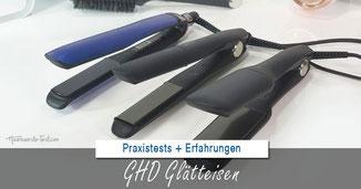 GHD Glätteisen Test