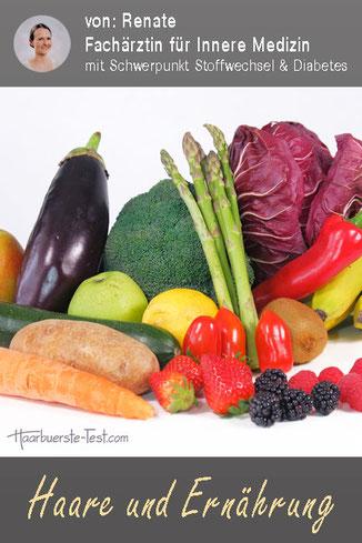 ernährung haare, haare ernährung