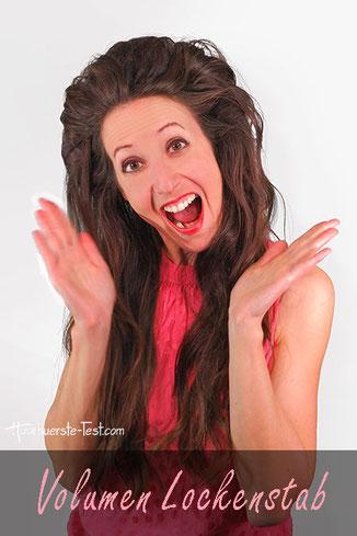Volumen Lockenstab: Tipps, Tricks und Geräte für mehr Haarvolumen?