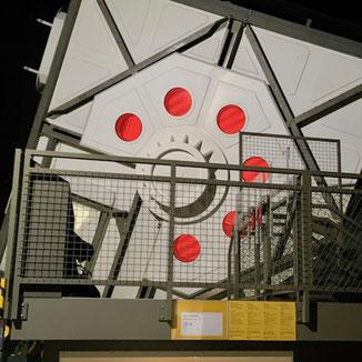 Space Transformer im Verkehrshaus