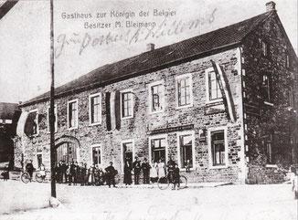 Gasthaus zur Königin der Belgier (später Restaurant zum Walde)