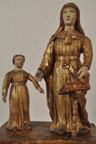 Die Erziehung Maria, nach den Massnahmen
